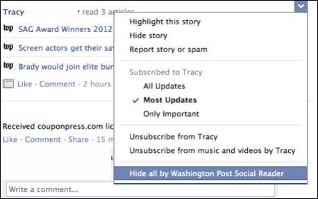 hide post facebook