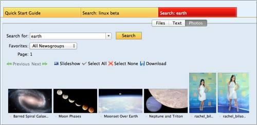 using image search in bin verse
