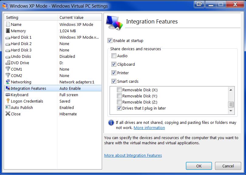 windows virtual pc windows 7 image