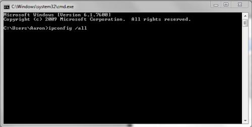 IP Config
