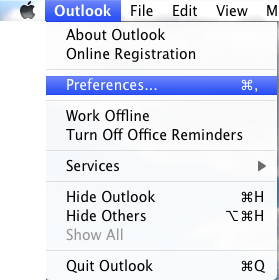 Outlook for Mac 2011: How to Automatically Download Images