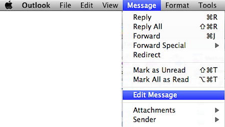 how to make sound when mail is received outlook