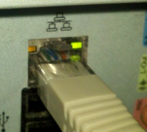 PC Ethernet Port
