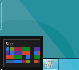 start tile