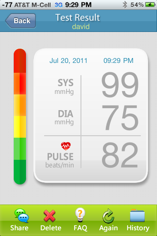 Review: iHealth Blood Pressure Dock