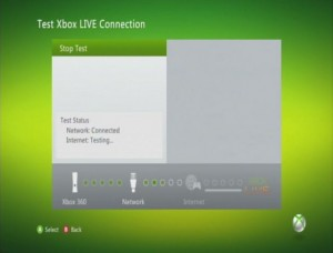 Test For Xbox Live