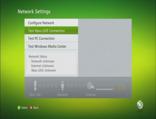 Test XBL Connection
