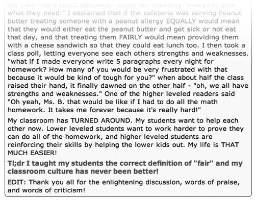 Three Common Forum Misunderstandings - TLDR, FTFY, WTF