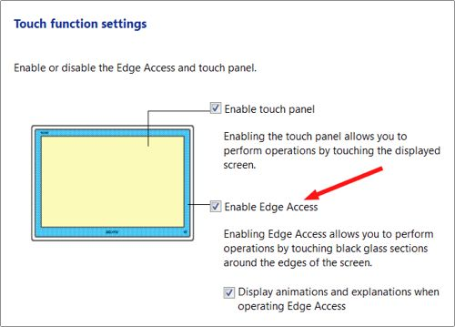 disable edge function