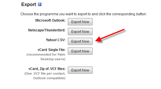 How to Import Contacts to Gmail from Facebook